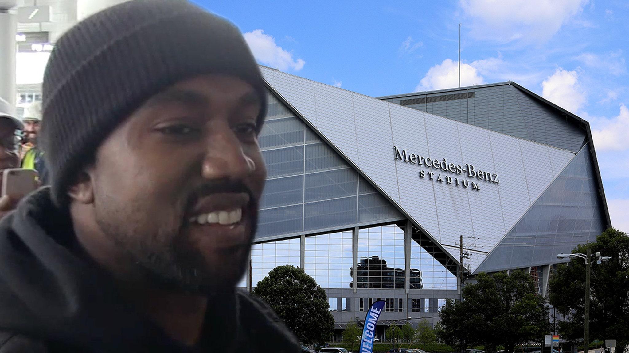 Kanye West Bringing 'Donda' Party Back To Atlanta, But Needs New Twist