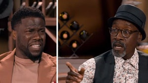 Kevin Hart's Comment that 'Angered' Don Cheadle Over His Age Up Was a Joke