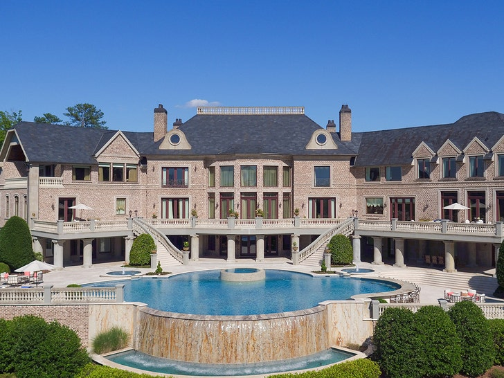 Tyler Perry's Atlanta Home