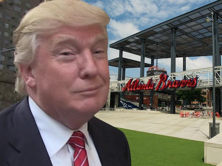 Donald Trump Will Attend World Series Game 4 In Atlanta.jpg