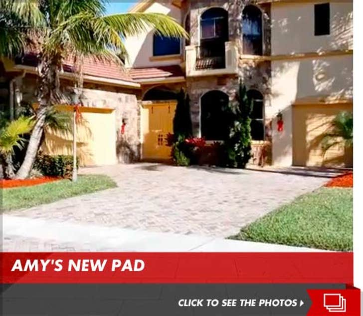 Amy Fisher's New Pad