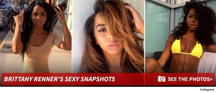 Brittany Renner Hot Shots