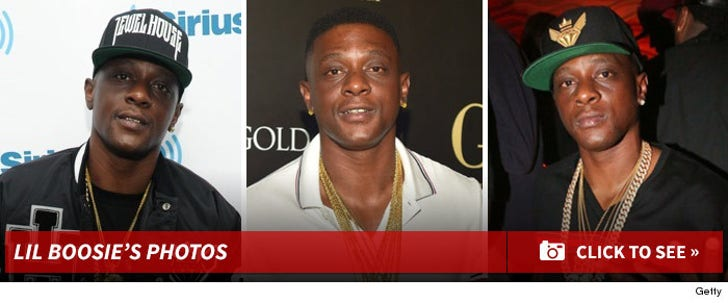 Lil Boosie's Photos