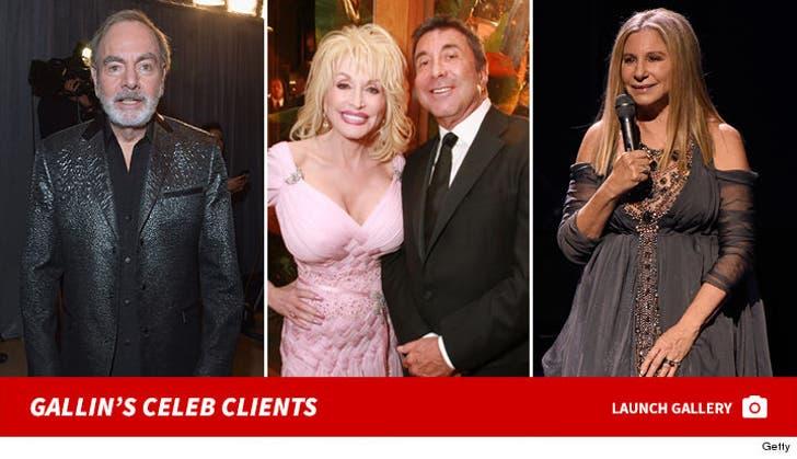 Sandy Gallin's Celeb Clients