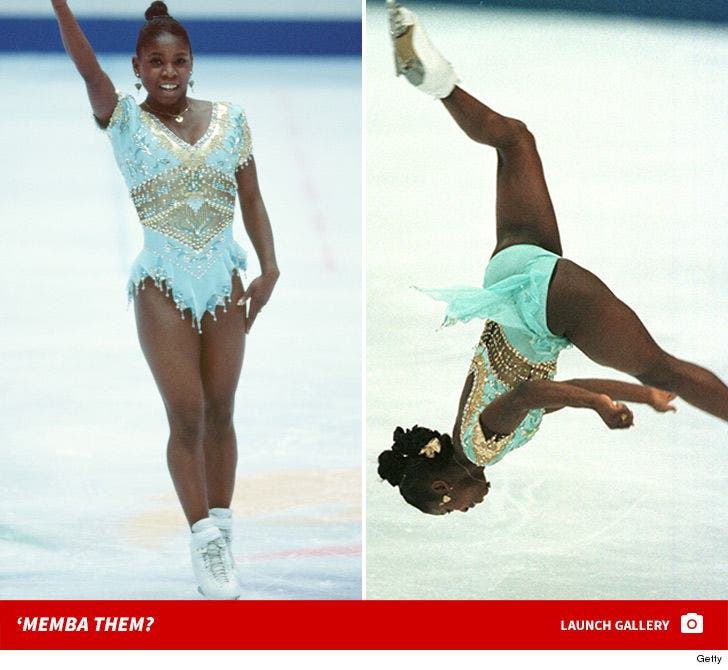 Winter Olympics Athletes: 'Memba Them?