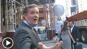 Piers Morgan -- Kelsey Grammer's BANNED From My Show