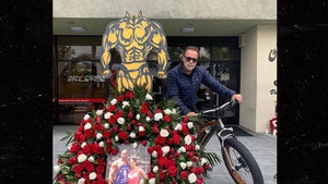 Arnold Schwarzenegger Pays Tribute to Shad Gaspard, 'The Ultimate Hero'