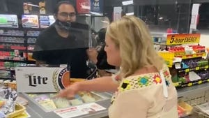 Texas Woman Freaks Out Over 7-Eleven Mask Policy, Spits on Counter