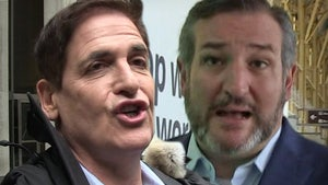Mark Cuban and Ted Cruz In Testicular Showdown Over NBA Anthem, BLM, China