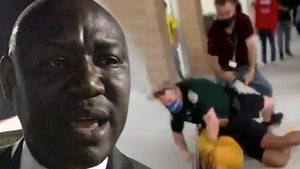 Breonna Taylor Family Attorney Ben Crump to Rep Florida HS Student Body Slammed by Cop