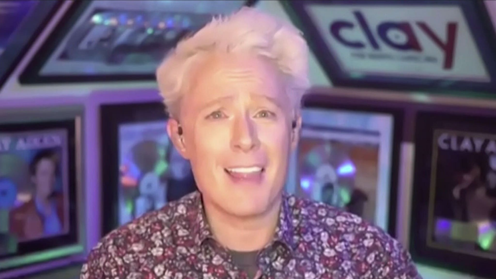 Clay Aiken Shares Cautionary Tale for The Rock, McConaughey About Politics thumbnail