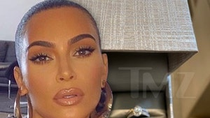 Kim Kardashian Gets Diamond Ring, Plan B in Mail, Will Seek Restraining Order