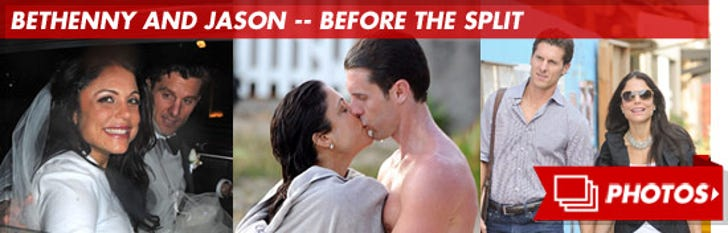 Bethenny and Jason -- Before the Split!