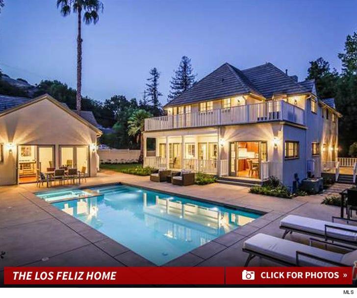 Moby's Los Feliz Home