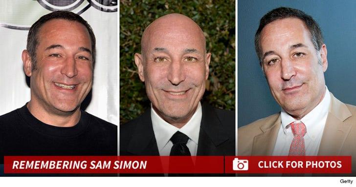 Remembering Sam Simon