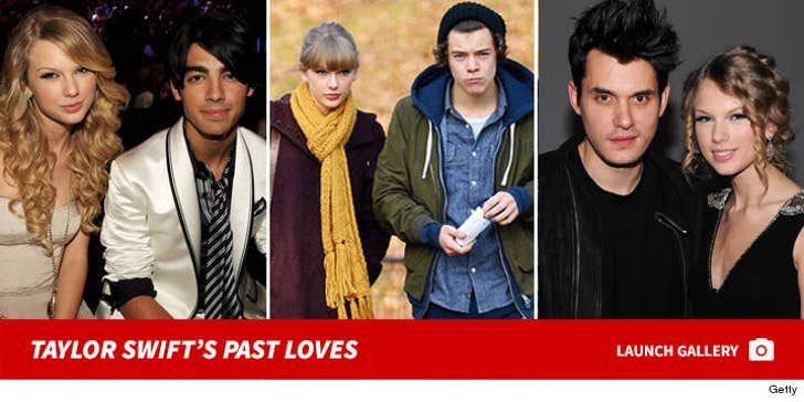 Taylor Swift -- Past Loves