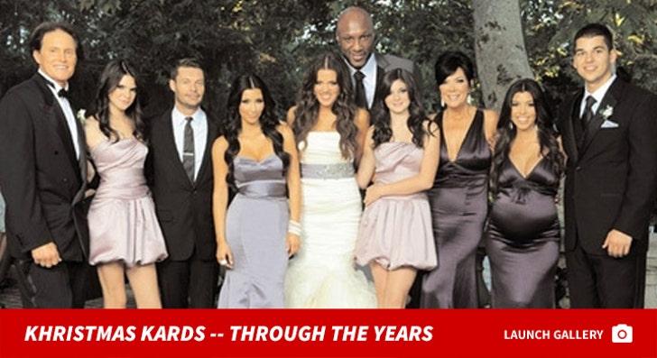 Kardashian Khristmas Kards