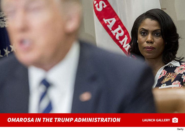 Omarosa in the Trump Administration