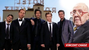 The Real Vincent Chase Tries To BLOCK 'Entourage' Movie