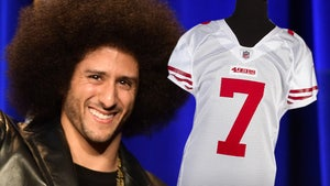 Colin Kaepernick NFL Debut Jersey Gets $128k At Auction, Obama Jersey Gets $192k