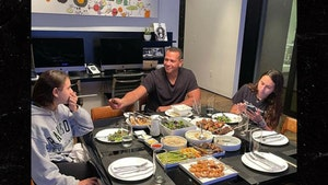 A-Rod's Dinner Table Signals There's Still Room for J Lo
