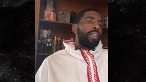 Kyrie Irving Misses Nets Media Day, Dodges COVID-19 Vaccine Questions