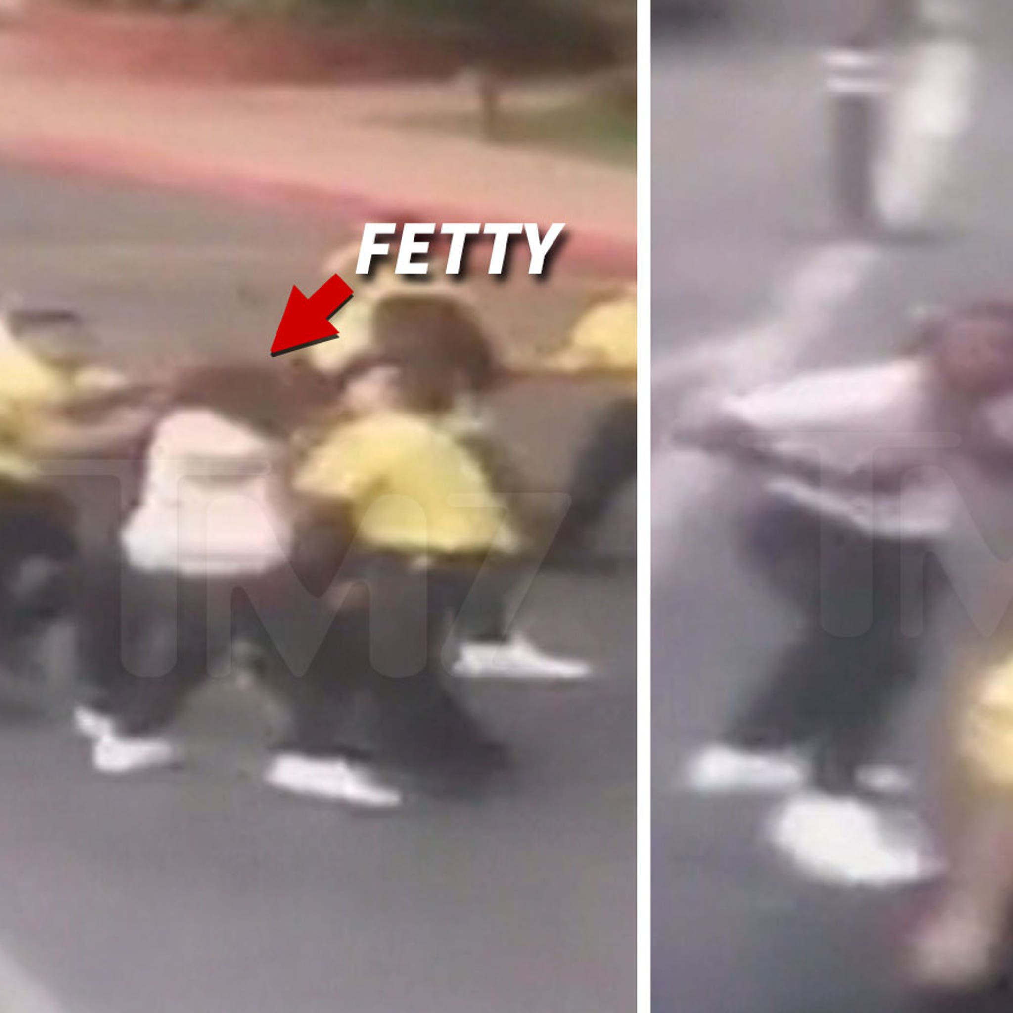 Fetty Wap Charged With Battery, Video Shows Him Punching Security