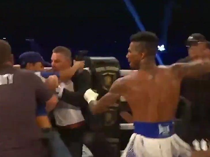 Blueface Attacked By Fan After Winning at Bare Knuckle Fighting Event.jpg