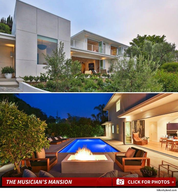 Zedd Plunks Down Millions For Hollywood Home