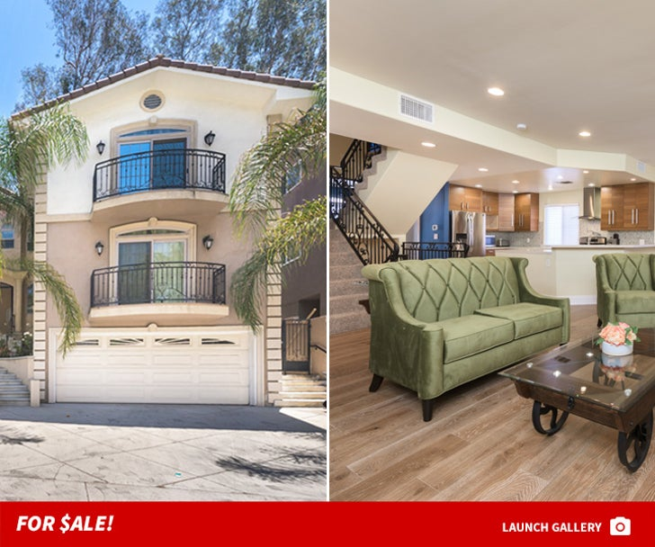 Farrah Abraham's Hollywood Hills Home -- For $ALE!