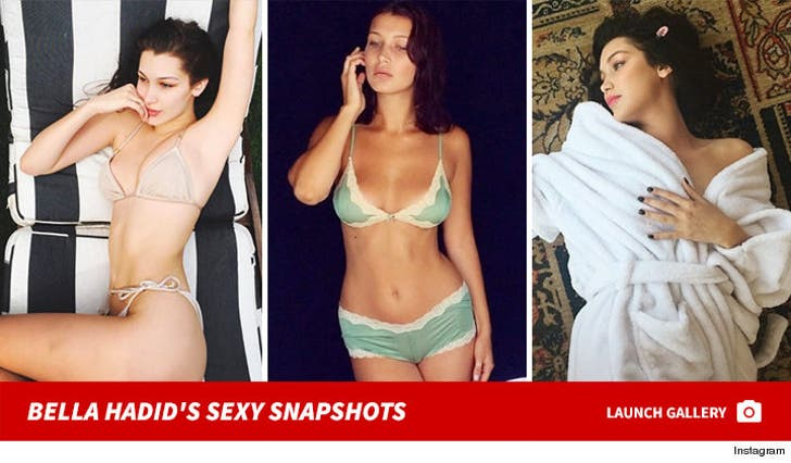 Bella Hadid Hot Shots