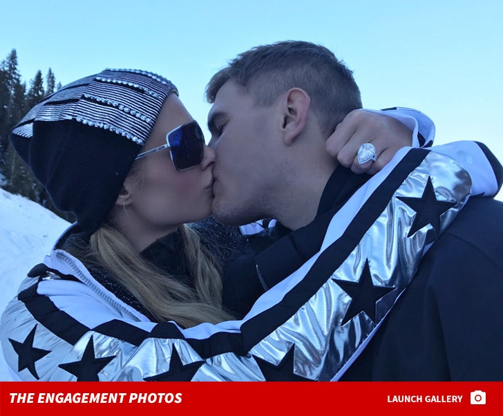 Paris Hilton and Chris Zylka ... Engaged!