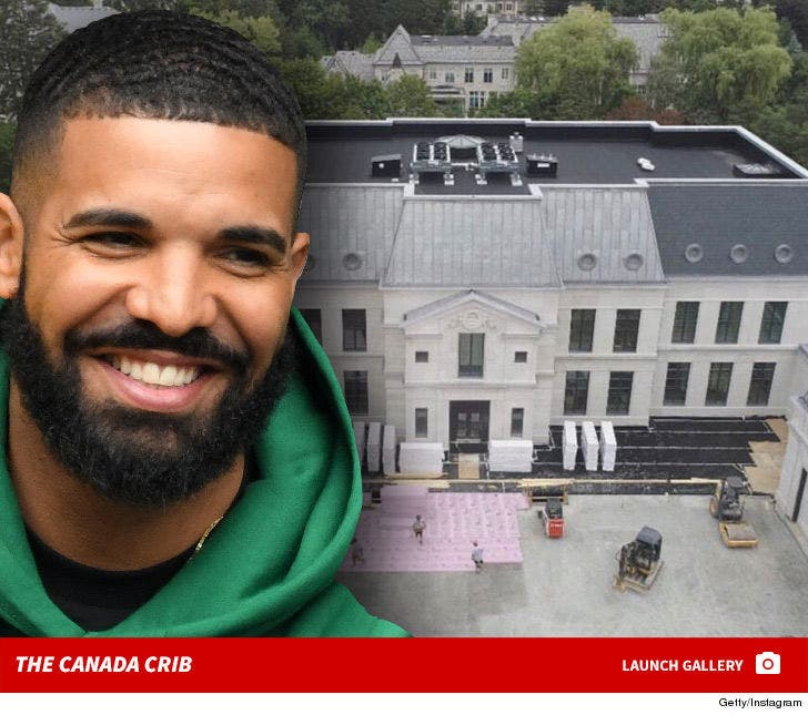 Drake's Canada Crib