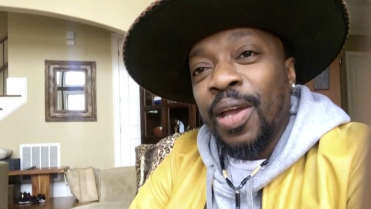 Anthony Hamilton Says NBA Wanted No Surprises on National Anthem Rendition