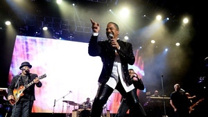 The Jacksons Perform Songs Featuring Michael During Brazil Concert