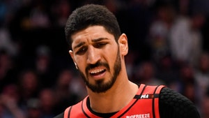 Turkish Network Won't Air Warriors vs. Trail Blazers Game Because Of Enes Kanter