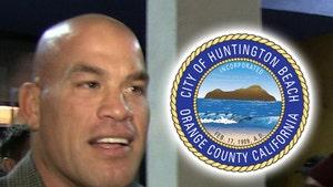 MMA's Tito Ortiz Running for City Council Position in Huntington Beach
