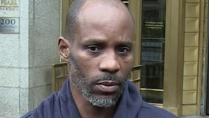 DMX's Kids Arrive at Hospital, Only Allowed to See Him One At a Time