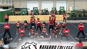 Netflix's Navarro Cheer Squad Finishes 2nd At Daytona, 15th Title Hopes Crushed