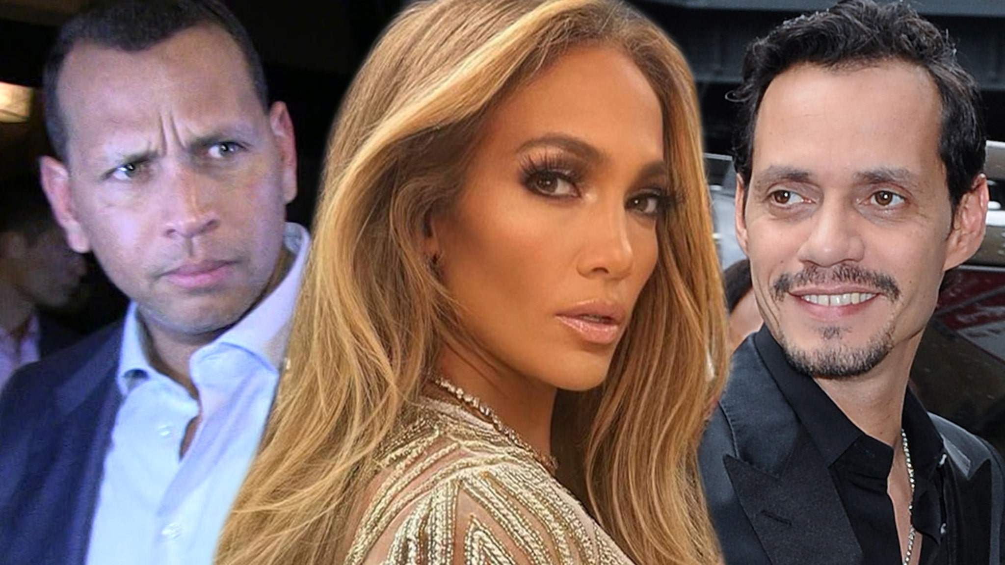 Jennifer Lopez Hangs Out With Marc Anthony Amid Reunion With Ben Affleck thumbnail