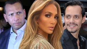 Jennifer Lopez Hangs Out With Marc Anthony Amid Reunion With Ben Affleck
