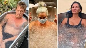 Stars In Ice Baths -- Happy Octo-Brrrr!