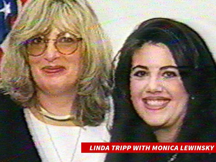 Clinton-Lewinsky Whistleblower Linda Tripp on Her Death Bed