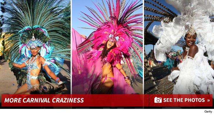Trinidad and Tobago Carnival Photos