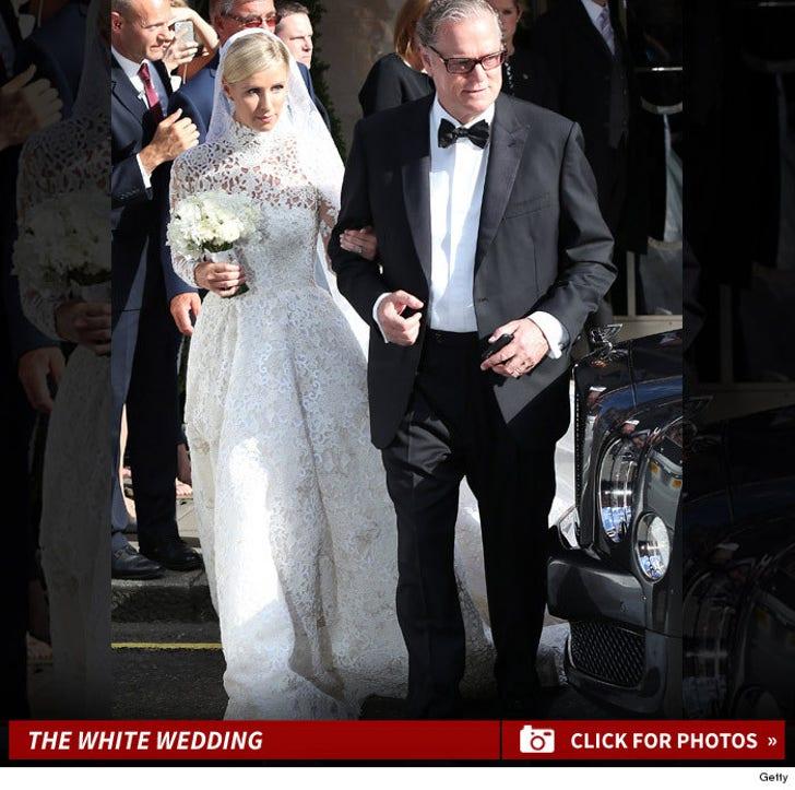 Nicky Hilton's Hot Wedding Photos