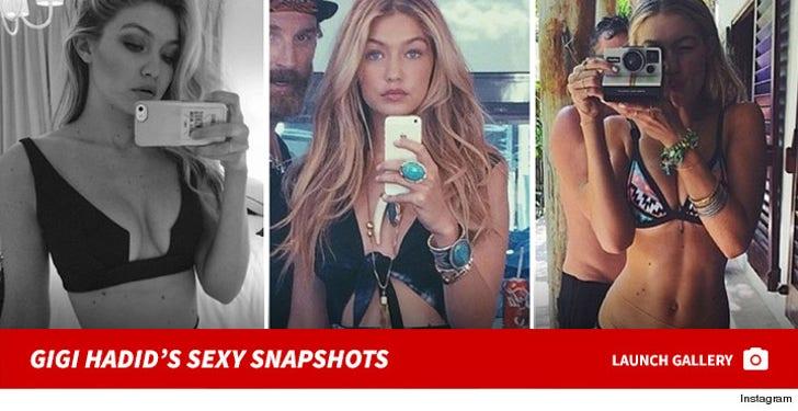 Gigi Hadid's Hot Shots