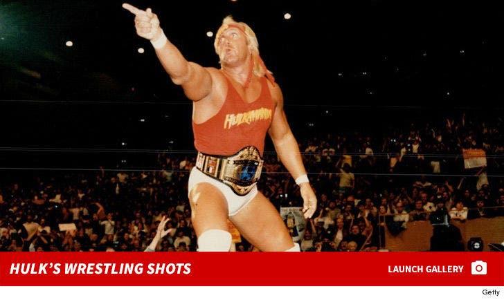 Hulk Hogan Photos