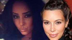 Myla Sinanaj -- I Watched Kim Kardashian's Sex Tape ... While Making My Own