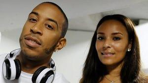 Ludacris' GF Eudoxie -- I'm Still Gonna Marry My Fertile Partner