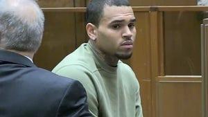 Chris Brown -- Probation Revoked Over Shootings ... Probation Dept. Wants Singer Locked Up